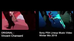 PS4游戏阵容宣传片MV被指控剽窃