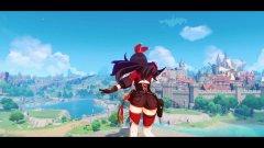 《原神》公开最新宣传片今秋登陆PS4