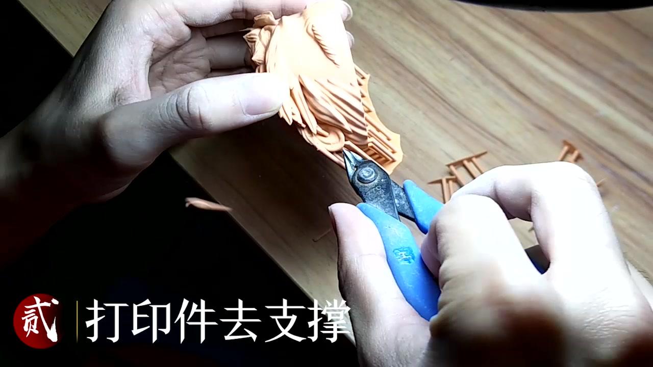 《蜀门手游》年末献礼 铁匠手办制作过程公开