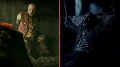 初代《巫師》游戲與美劇的畫面