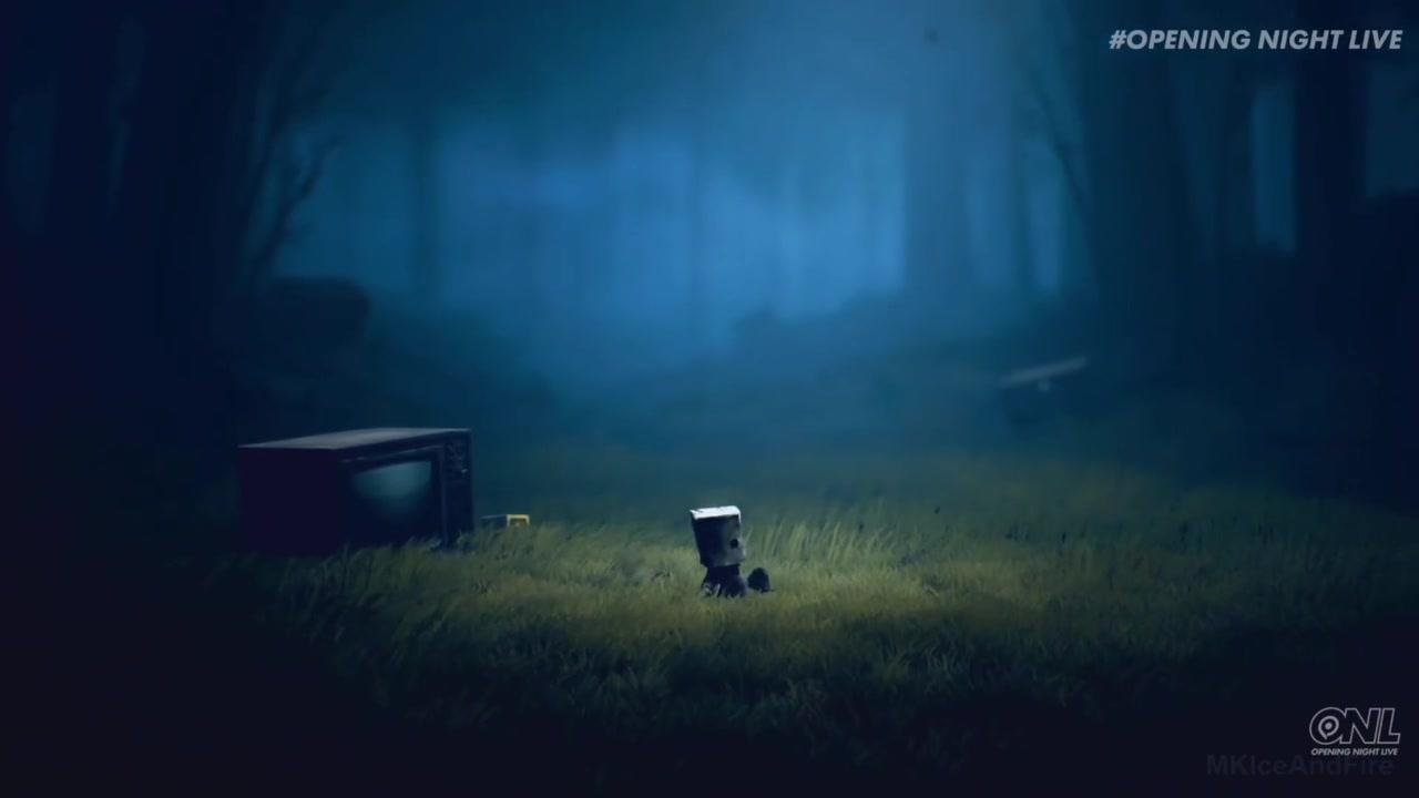 《小小梦魇2》首段实机游玩