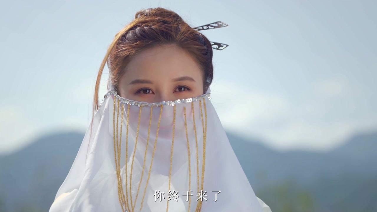 《天龙八部荣耀版》女代言人宣传片