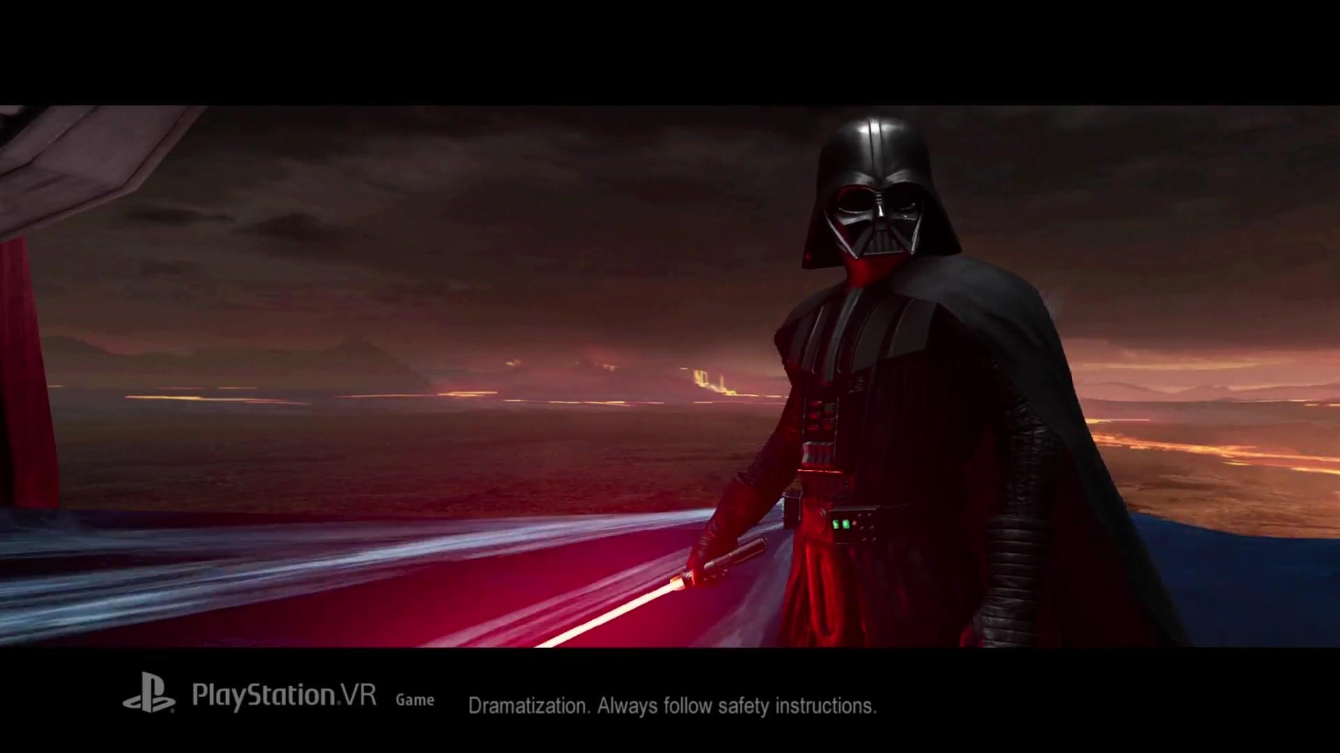 《不朽维达:星球大战VR系列》上市宣传片
