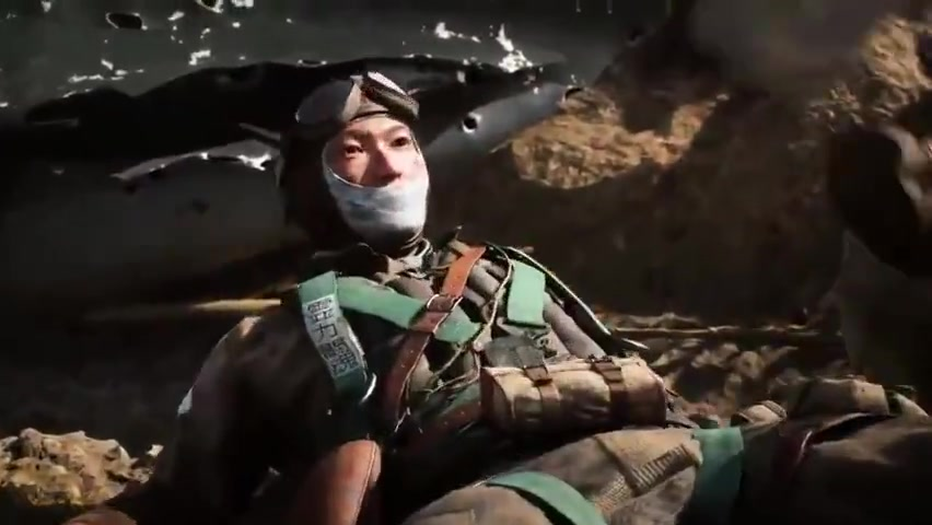 《战地5》新精英角色预告片