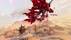 《古剑奇谭网络版》首款双人飞行坐骑曝光