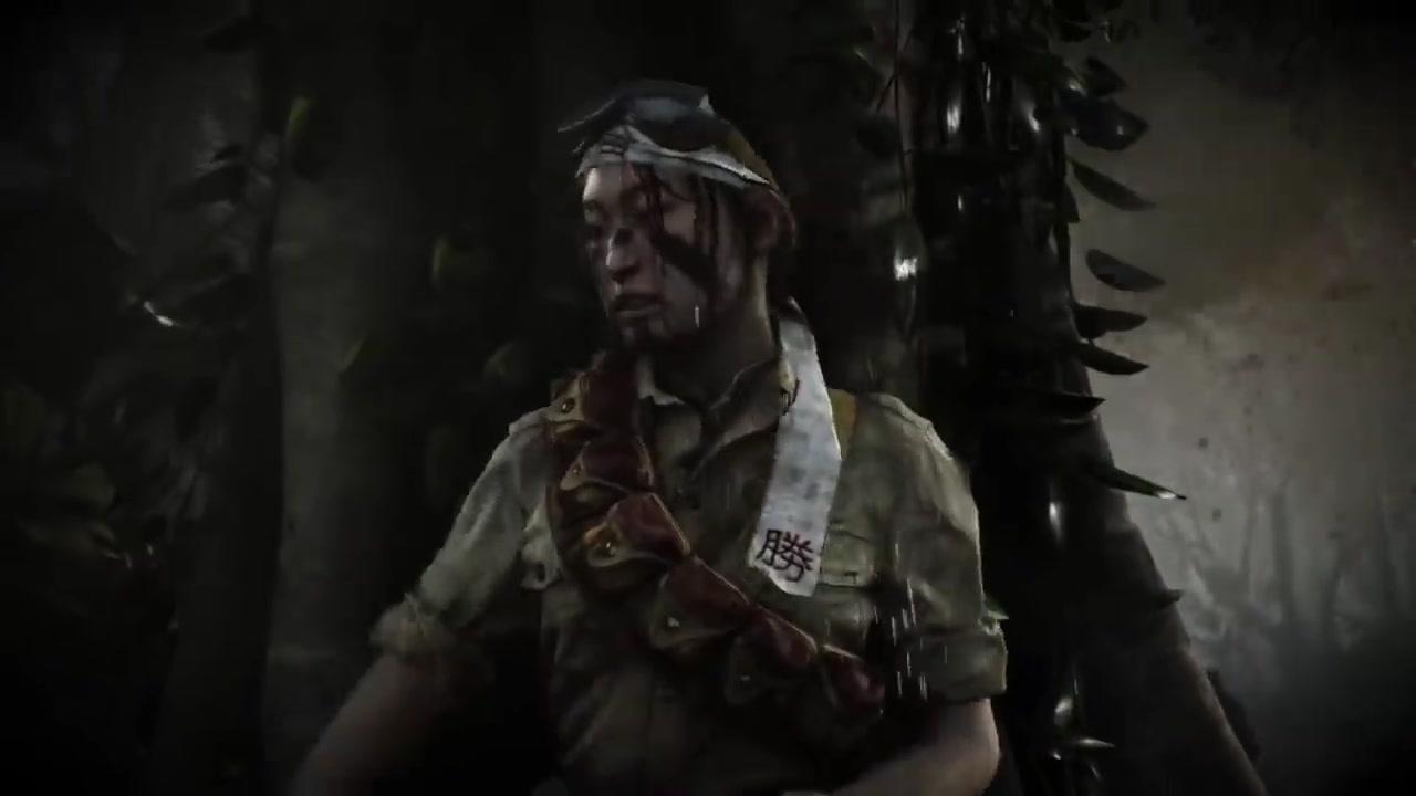 """《战地5》精英角色""""山城美佐纪""""预告"""