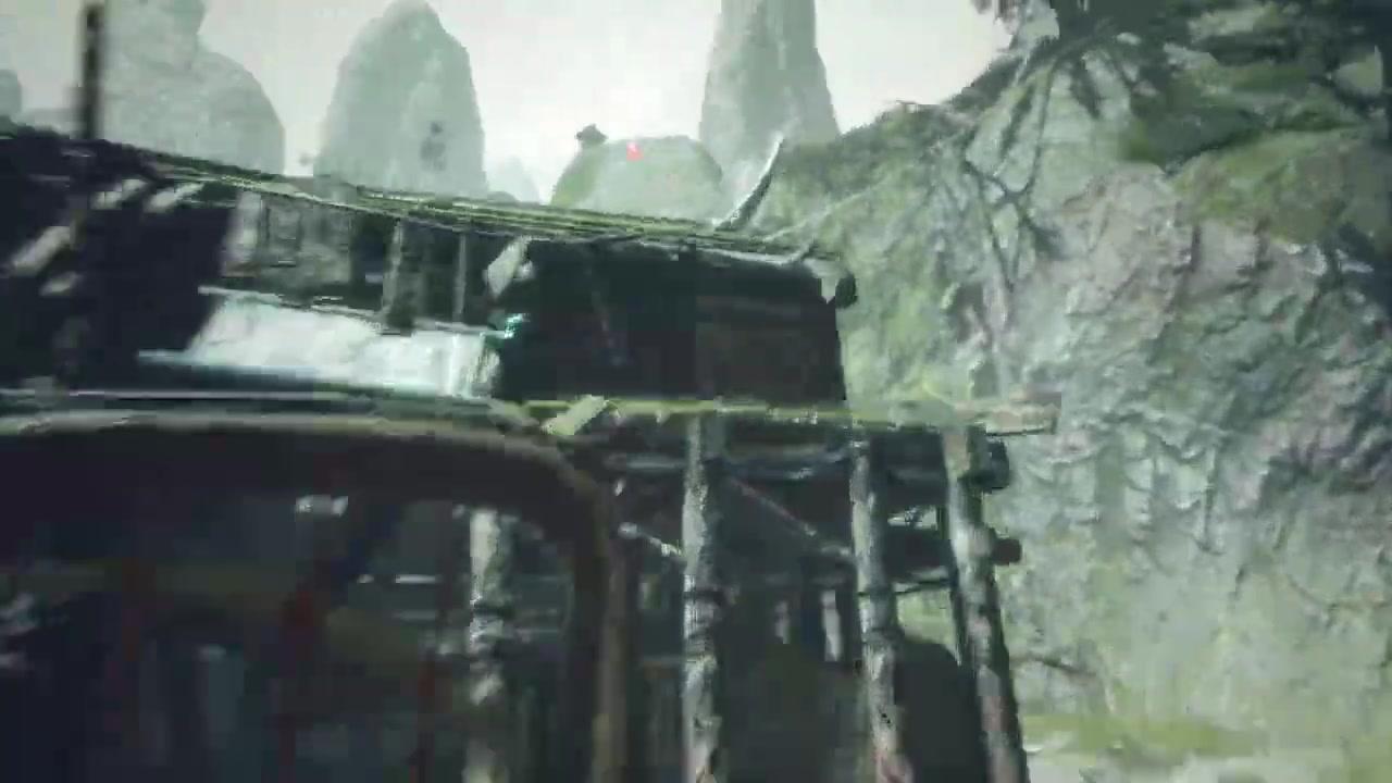 《怪物猎人:崛起》TGS 中文宣传片