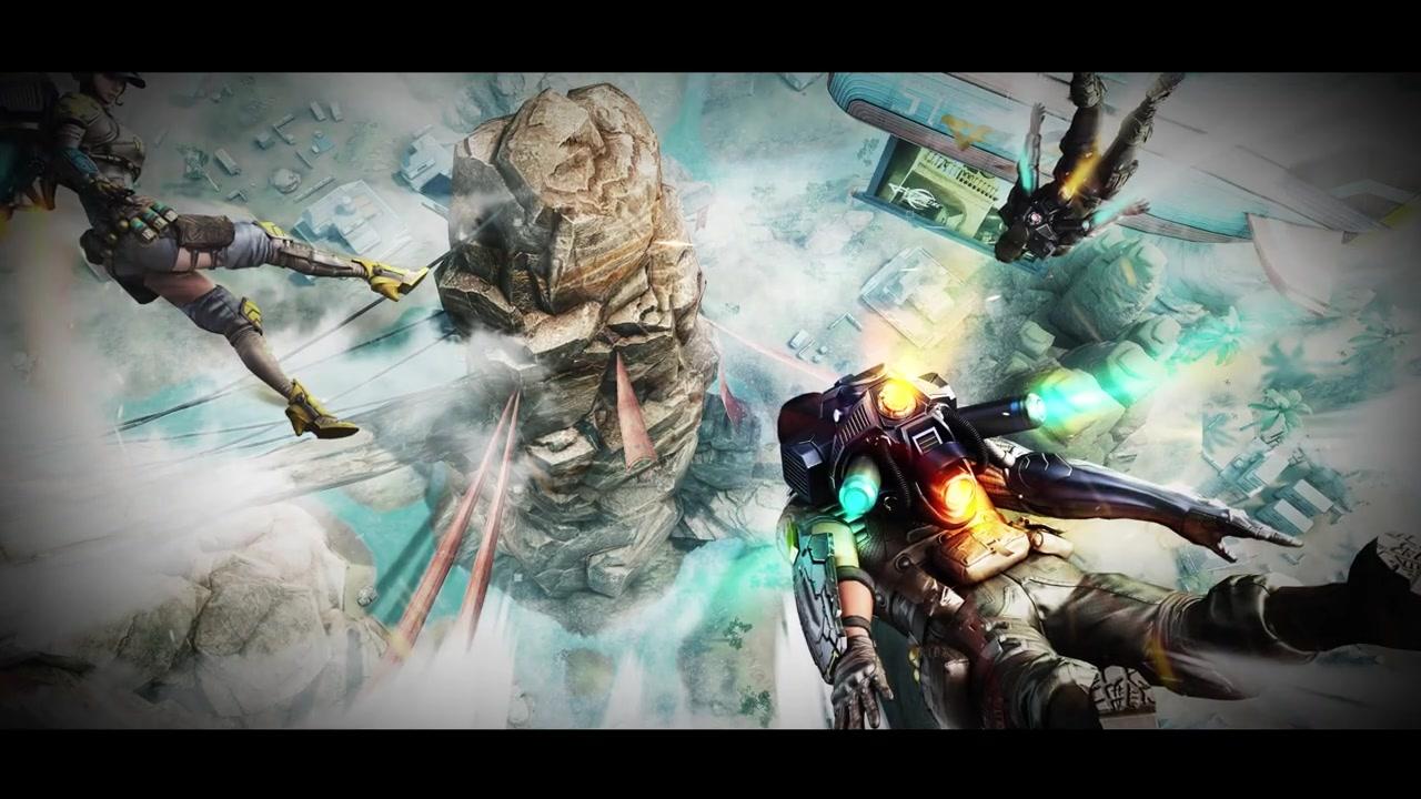 《穿越火线:ZERO》预告