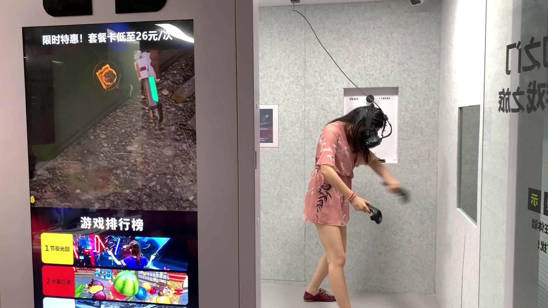 【弥天VR】玩《Alyx半衰期》的铁憨憨-万万没想到被加血难死了