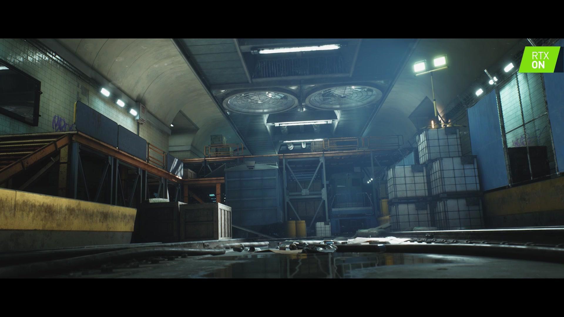 《重生边缘》亮相GTC 英伟达现场讲解RTX技术