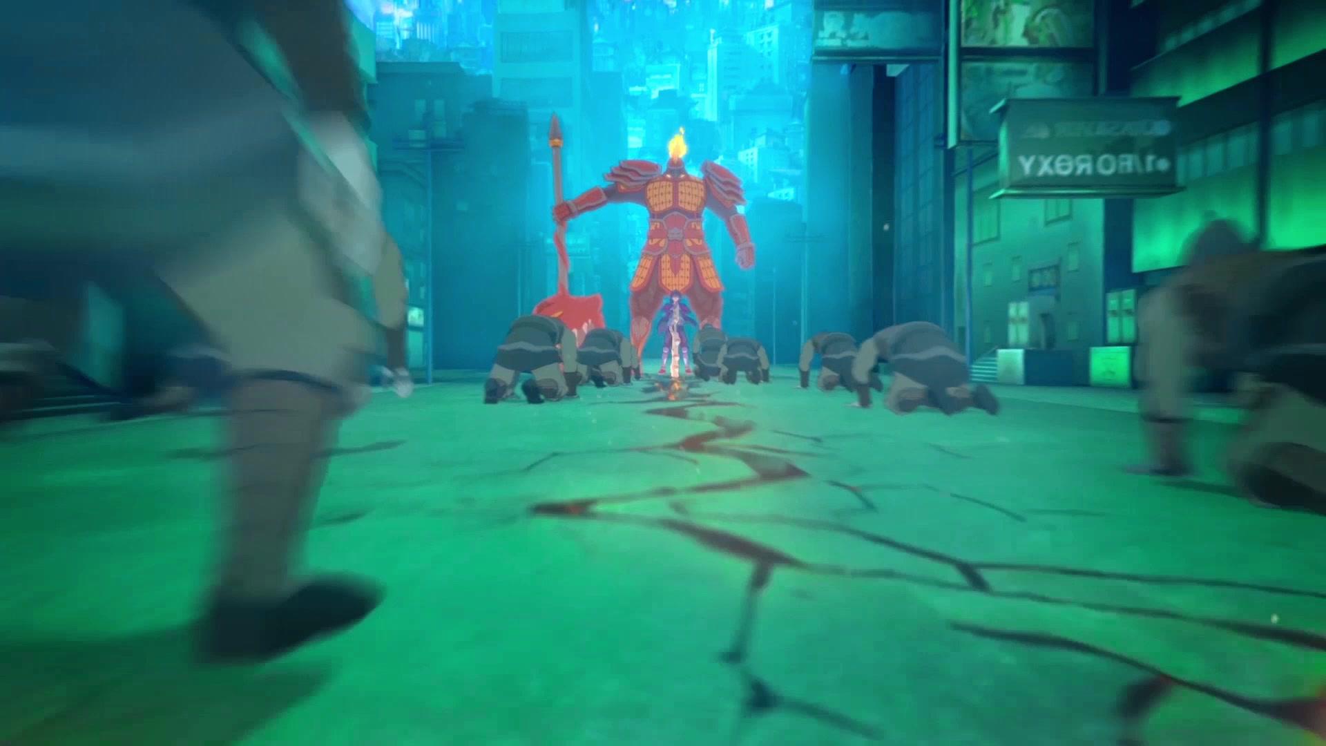 《少年三国志2》X《镇魂街》破界联动热血开启