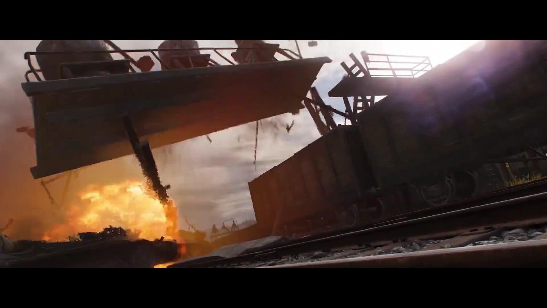 《坦克世界》宣传片1