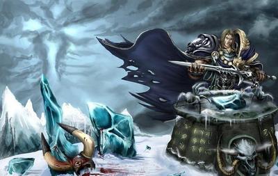 《魔兽世界》和《武林传奇2》你玩哪个?