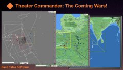 Theater Commander: The Coming Wars