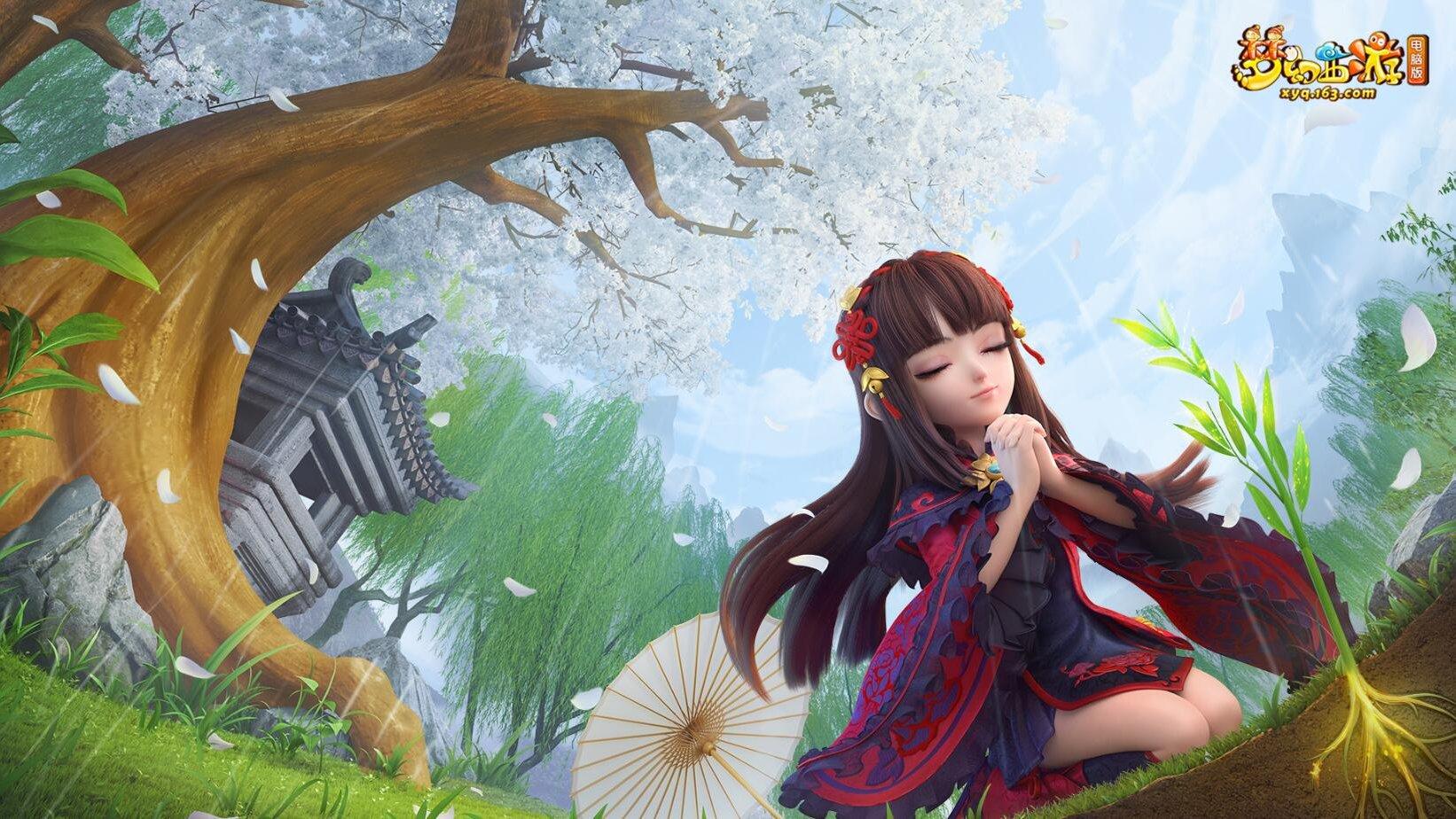《梦幻西游》(曾用名《梦幻西游2》,现更名《梦幻西游电脑版》)是一款由中国网易公司自行开发并营运的网络游戏。游