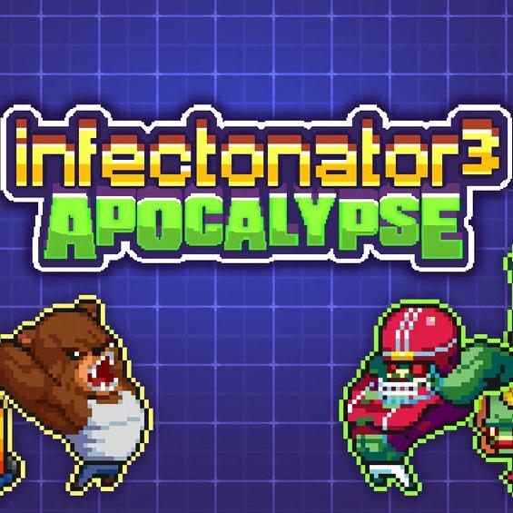 Infectonator 3: Apocalypse - Press kit | Infectonator 3