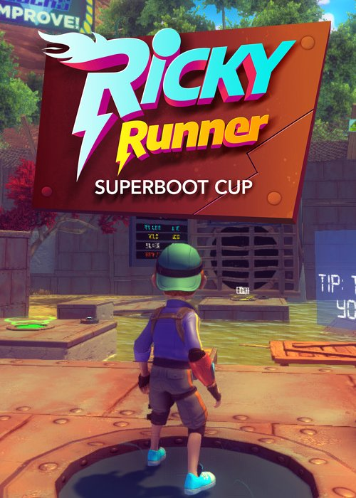 瑞奇跑者:超级跑鞋杯 Ricky Runner: SUPERBOOT CUP