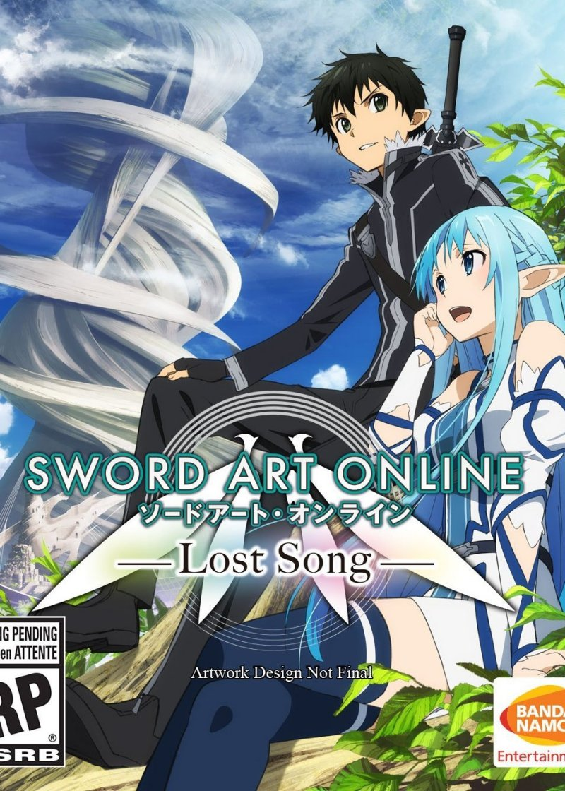 刀剑神域:失落之歌 Sword Art Online: Lost Song