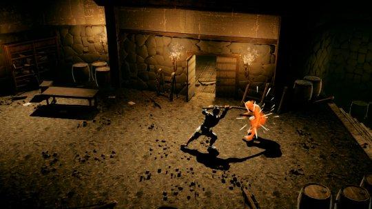 武侠游戏《少林九武猴》发布20分钟开局演示将于10月16日正式发售