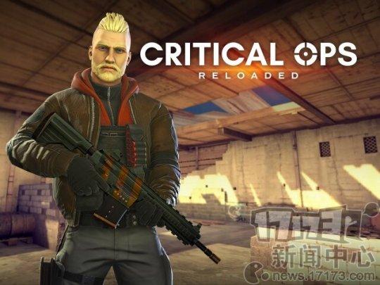 FPS手游新作《关键行动:重制版》上线亚洲