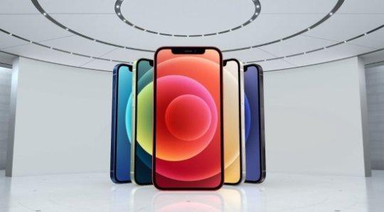 苹果发布会汇总:iPhone12系列正式亮相!HomePod家族新添低价成员