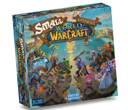 《魔兽世界》桌游《小小魔兽世界》开启预售开启一起在桌上统治艾泽拉斯大陆