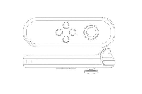 任天堂新Switch手柄专利曝光或使用无线充电外型更加圆润