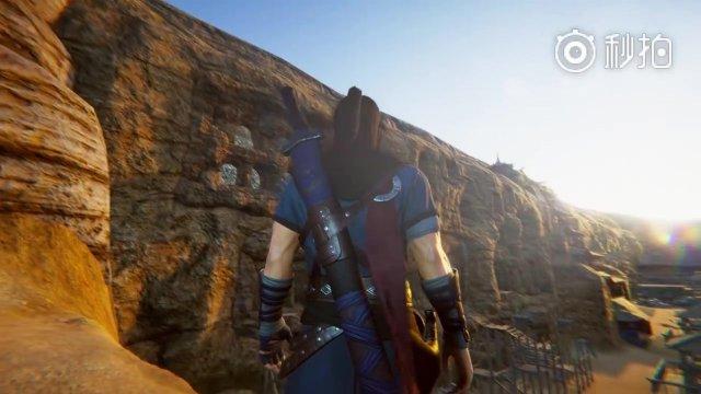 E3:国产武侠动作游戏《紫塞秋风》公布独家预告