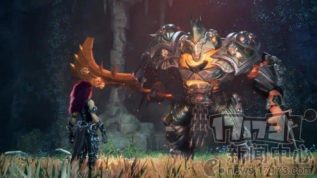 Darksiders 3- See the Wrath Boss Fight - IGN First_20180718120736.JPG