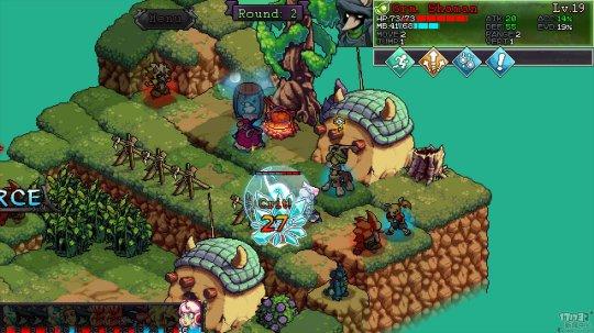 像素风回合策略游戏《精灵战记》登陆Steam于7月31日发售