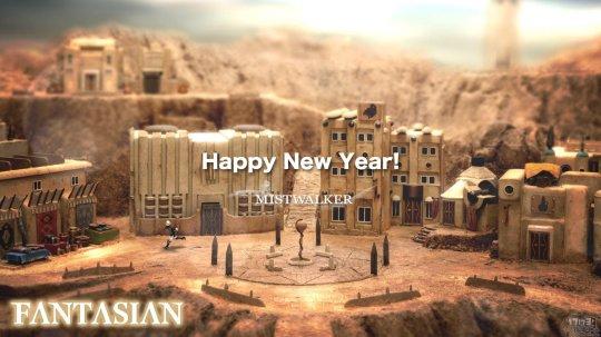 《最终幻想》之父坂口博信推特宣布新作《FANTASIAN》即将完成插图(1)