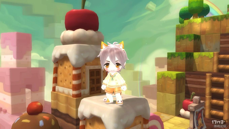 【学院风男装】可爱猫猫幼儿园校服-英俊