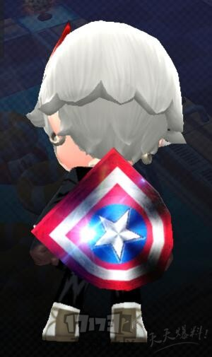 女王镇超逼真美国队长之盾牌