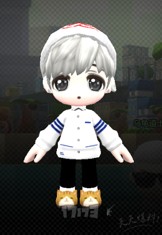 【鹿懵懵】简约白色衬衫【改版】