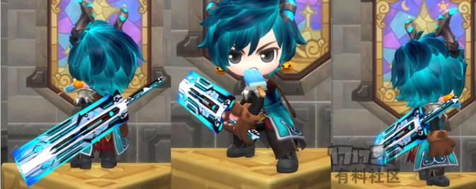 G系列科技武器-G9科技巨剑