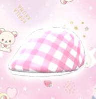 【分享图纸】2款粉色帽子、留邮送无水印图纸
