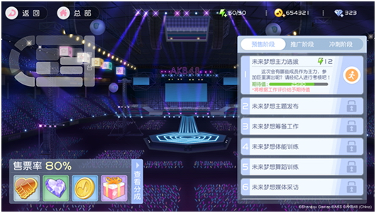 AKB48樱桃湾之夏对巨蛋公演的还原挺真实的!