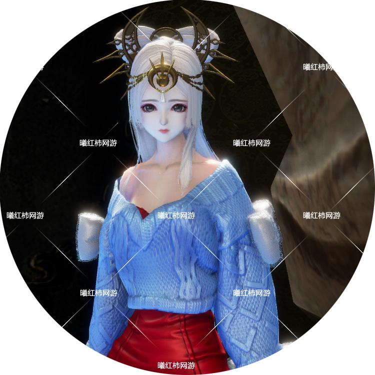人女剑灵2.0捏脸巨可爱超级百搭