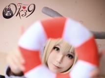 【OSK39】弃_aki《舰队collection 岛风二设卫衣版》
