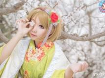 【粉红色猴子天堂】粉猴-五鱼《lovelive! 小泉花阳》