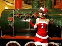 Neko清酒《V家圣诞节 美可大姐》