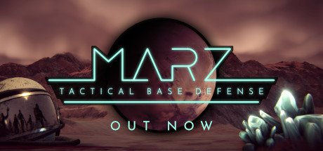 《MarZ: Tactical Base Defense》创新式的硬核塔防